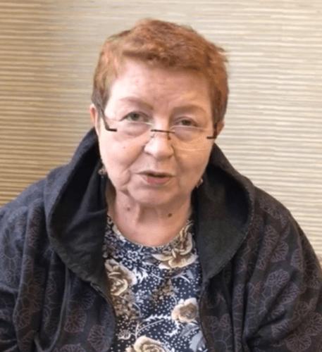 Viktoriya Fralova Rehab Patient Brooklyn NYC