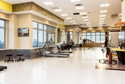rehab brooklyn rehabilitation nursing home new york gym