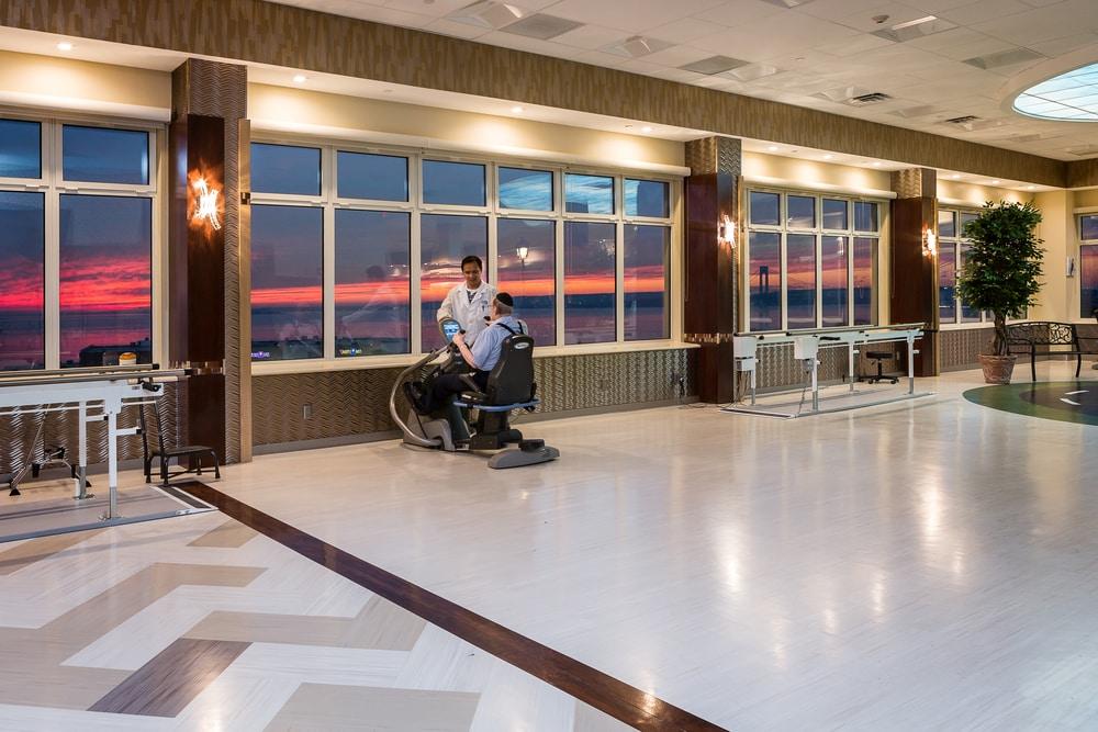 brooklyn rehabilitation nursing home new york gym