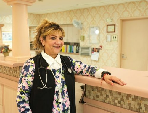"Nurse Practitioner: ""We Look for Positive Strengths in the Resident"""