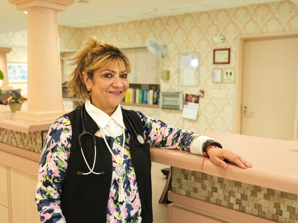 Azza Izzat interview nursing home rehab rehabilitation physical therapy therapy Brooklyn New York City