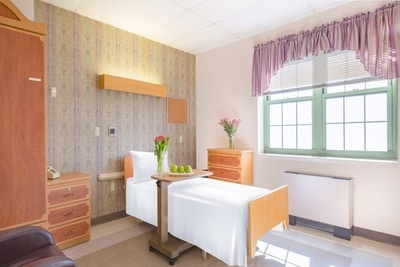 Haym Salomon for Nursing and rehabilitation bed rooms patient rehab brooklyn