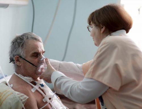 Acute Respiratory Failure In The Elderly