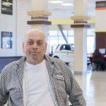 Arnold Grinshtein Rehab Patient at haym salomon nursing care in Brooklyn