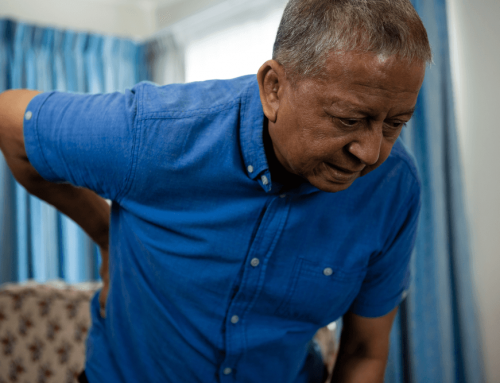 Elderly Living: Avoid Spinal Injuries