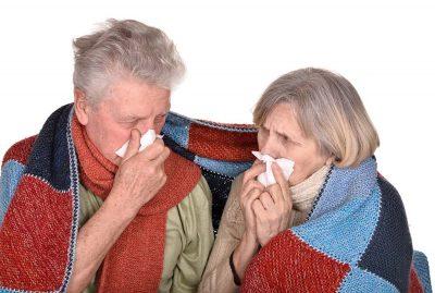 influenza in seniors nursing home brooklyn nyc