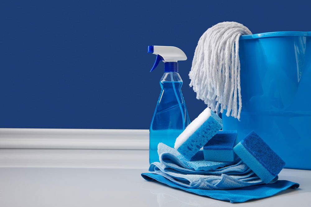 Disinfecting, sanitizing, and deep cleaning tools to Prevent Infection From Spreading