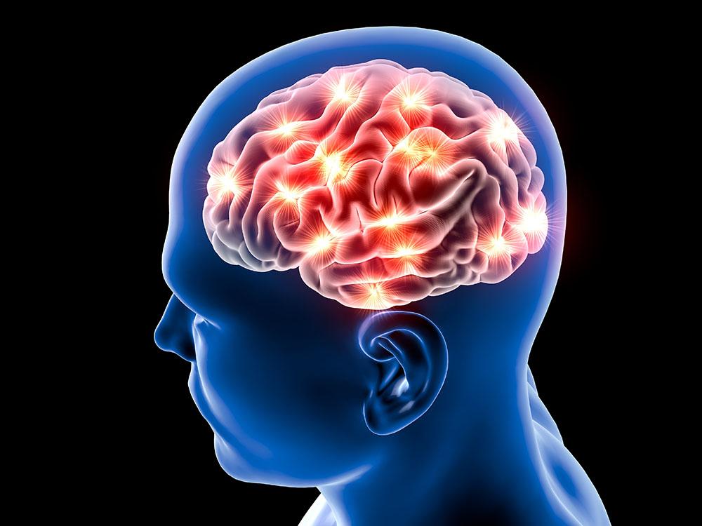 visualization of human brain injury